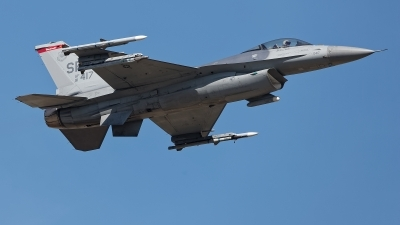 Photo ID 230219 by Rainer Mueller. USA Air Force General Dynamics F 16C Fighting Falcon, 91 0417