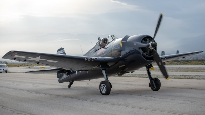 Photo ID 230263 by W.A.Kazior. Private Commemorative Air Force Grumman F6F 5 Hellcat, N1078Z