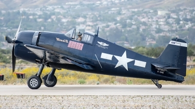 Photo ID 230264 by W.A.Kazior. Private Commemorative Air Force Grumman F6F 5 Hellcat, N1078Z