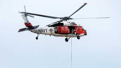 Photo ID 230267 by W.A.Kazior. USA Navy Sikorsky MH 60S Knighthawk S 70A, 165769