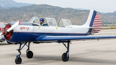 Photo ID 230240 by W.A.Kazior. Private Private Yakovlev Aerostar Yak 52TW, N6277Y