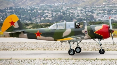 Photo ID 230241 by W.A.Kazior. Private Private Yakovlev Yak 52 Bacau, N2327Y