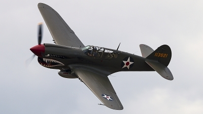 Photo ID 230248 by Aaron C. Rhodes. Private Erickson Aircraft Collection Curtiss P 40E Warhawk, N940AK