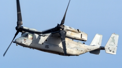 Photo ID 230345 by Adolfo Bento de Urquia. USA Marines Bell Boeing MV 22B Osprey, 168347
