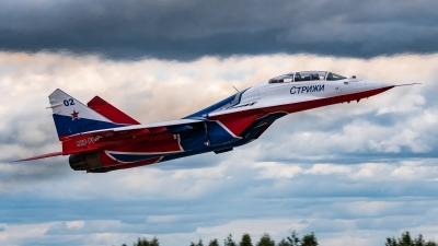 Photo ID 230253 by David Novák. Russia Air Force Mikoyan Gurevich MiG 29UB 9 51, RF 91946