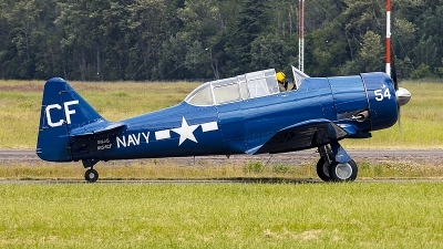 Photo ID 230285 by Aaron C. Rhodes. Private Private North American AT 6D Texan, N154CF