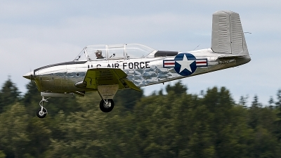 Photo ID 234563 by Aaron C. Rhodes. Private Heritage Flight Museum Beech T 34A Mentor, N168AF