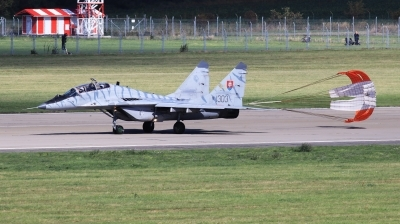 Photo ID 230287 by Milos Ruza. Slovakia Air Force Mikoyan Gurevich MiG 29UBS 9 51, 1303