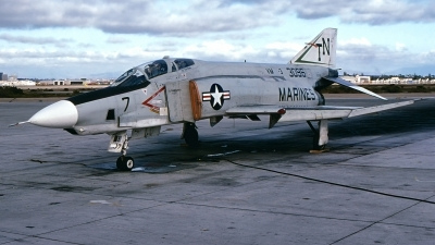 Photo ID 230319 by Gerrit Kok Collection. USA Marines McDonnell Douglas RF 4B Phantom II, 153096