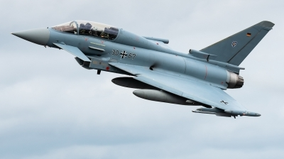 Photo ID 230313 by Kris Christiaens. Germany Air Force Eurofighter EF 2000 Typhoon T, 30 67