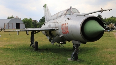 Photo ID 230331 by Milos Ruza. Poland Air Force Mikoyan Gurevich MiG 21bis, 9204