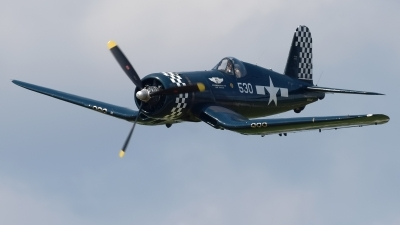 Photo ID 230343 by Rod Dermo. Private Commemorative Air Force Goodyear FG 1D Corsair, N9964Z