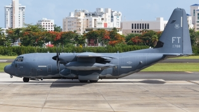 Photo ID 230371 by Hector Rivera - Puerto Rico Spotter. USA Air Force Lockheed Martin HC 130J Hercules L 382, 12 5768