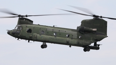 Photo ID 230389 by Walter Van Bel. Netherlands Air Force Boeing Vertol CH 47D Chinook, D 103