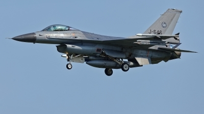 Photo ID 230466 by Rainer Mueller. Netherlands Air Force General Dynamics F 16AM Fighting Falcon, J 646