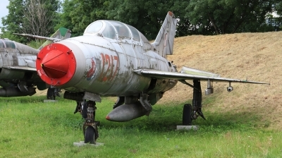Photo ID 230531 by Milos Ruza. Poland Air Force Mikoyan Gurevich MiG 21U 400, 1217
