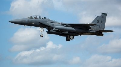 Photo ID 230539 by Doug MacDonald. USA Air Force McDonnell Douglas F 15E Strike Eagle, 88 1676