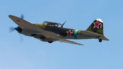 Photo ID 230567 by Aaron C. Rhodes. Private Flying Heritage Collection Ilyushin IL 2m3 Sturmovik, NX112VW