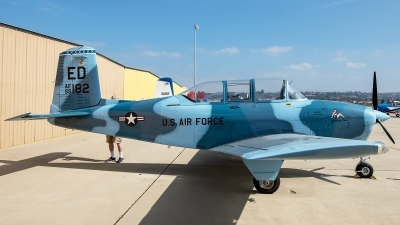 Photo ID 230586 by W.A.Kazior. Private Falcon Warbirds Arizona Beech T 34A Mentor, N18255