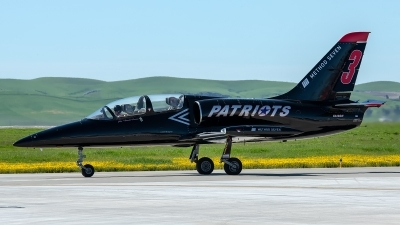 Photo ID 230617 by W.A.Kazior. Private Patriots Jet Team Aero L 39C Albatros, N339DH