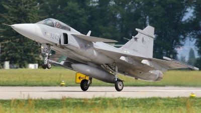 Photo ID 230577 by Maurice Kockro. Czech Republic Air Force Saab JAS 39C Gripen, 9242