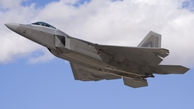 Photo ID 26237 by Ian Heald. USA Air Force Lockheed Martin F 22A Raptor, 03 4054