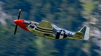 Photo ID 230623 by Martin Thoeni - Powerplanes. Private Private North American P 51D Mustang, D FPSI