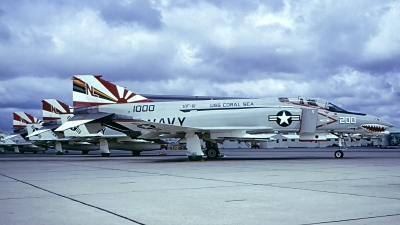 Photo ID 230659 by Gerrit Kok Collection. USA Navy McDonnell Douglas F 4N Phantom II, 151000