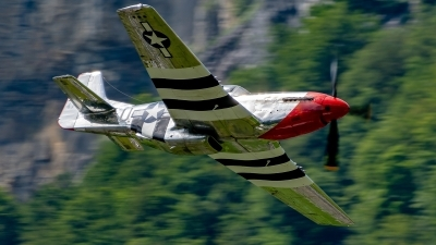 Photo ID 230670 by Martin Thoeni - Powerplanes. Private Private North American P 51D Mustang, D FPSI