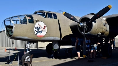 Photo ID 230726 by Gerald Howard. Private Planes of Fame Air Museum North American B 25J Mitchell, N3675G