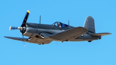 Photo ID 232255 by W.A.Kazior. Private Planes of Fame Air Museum Vought F4U 1A Corsair, NX83782