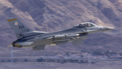 Photo ID 26260 by Ian Heald. USA Air Force General Dynamics F 16C Fighting Falcon, 90 0379