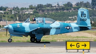 Photo ID 230803 by W.A.Kazior. Private Falcon Warbirds Arizona Beech T 34A Mentor, N18255