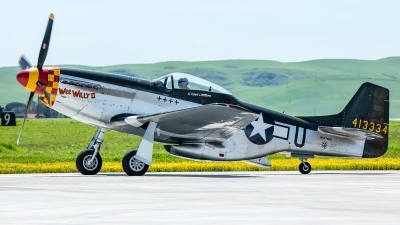 Photo ID 230825 by W.A.Kazior. Private Planes of Fame Air Museum North American P 51D Mustang, NL7715C