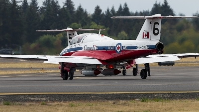 Photo ID 230864 by Aaron C. Rhodes. Canada Air Force Canadair CT 114 Tutor CL 41A, 114096