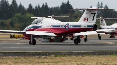 Photo ID 230814 by Aaron C. Rhodes. Canada Air Force Canadair CT 114 Tutor CL 41A, 114143