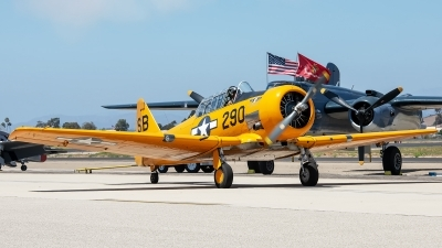 Photo ID 230841 by W.A.Kazior. Private Commemorative Air Force North American SNJ 5 Texan, N89014
