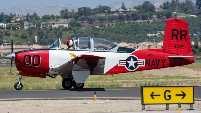 Photo ID 230844 by W.A.Kazior. Private Private Beech T 34B Mentor, N134RR