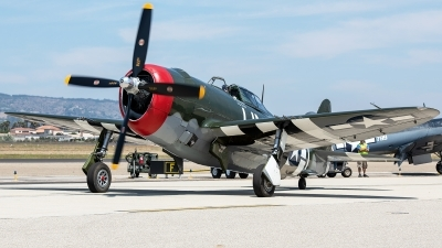 Photo ID 231007 by W.A.Kazior. Private Planes of Fame Air Museum Republic P 47G Thunderbolt, N3395G