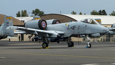 Photo ID 230849 by Aaron C. Rhodes. USA Air Force Fairchild A 10C Thunderbolt II, 78 0684
