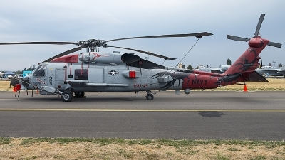 Photo ID 230917 by Aaron C. Rhodes. USA Navy Sikorsky MH 60R Strikehawk S 70B, 168101