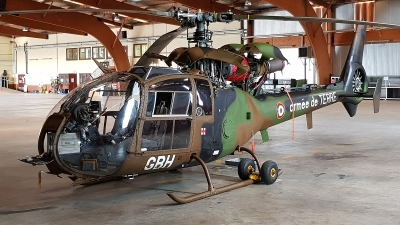 Photo ID 230878 by Carl Brent. France Army Aerospatiale SA 342M Gazelle, 4066