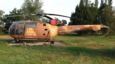 Photo ID 230881 by Carl Brent. France Army Aerospatiale SA 316B Alouette III, 1769
