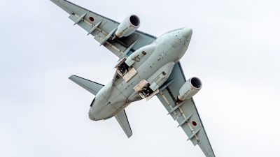 Photo ID 230874 by Michal Krsek. Japan Air Force Kawasaki C 2, 68 1203