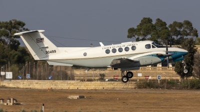 Photo ID 230914 by Redeemer Saliba. USA Air Force Beech C 12C Huron Super King Air A200, 83 0499