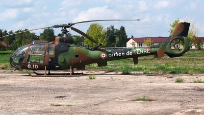 Photo ID 230912 by Carl Brent. France Army Aerospatiale SA 342M Gazelle, 3529