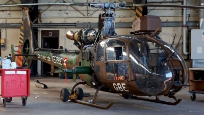 Photo ID 230913 by Carl Brent. France Army Aerospatiale SA 342M Gazelle, 4053