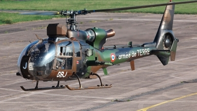 Photo ID 230950 by Carl Brent. France Army Aerospatiale SA 342M Gazelle, 4084