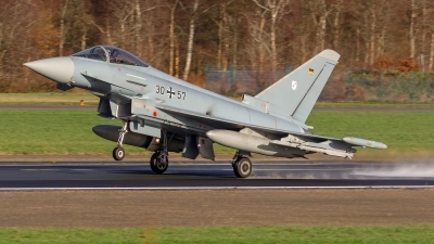 Photo ID 230966 by Sascha Gaida. Germany Air Force Eurofighter EF 2000 Typhoon S, 30 57