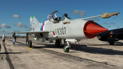 Photo ID 230981 by Rod Dermo. Private Private Mikoyan Gurevich MiG 21MF, N9307